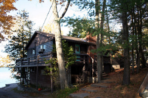 Cabin at The Irwin Inn