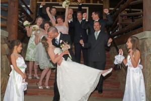 Weddings at Marys Lake Lodge.