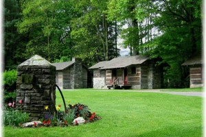 Cabins at Pioneer Village
