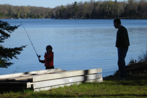 Fishing At Eagles Rest Resort