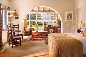 Guest room at La Quinta Resort and Club.