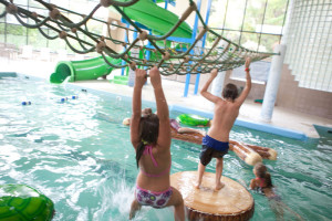 Waterpark at Grand Traverse Resort.