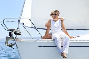 Sailing at Lakeway Resort and Spa.