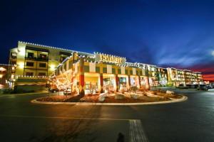 Welcome to Kalahari Waterpark Resort Convention Center.