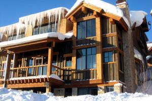 Vacation Home Exterior at Utah Vacation Homes
