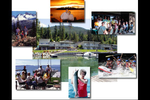 Activities at Many Springs Flathead Lake Resort.