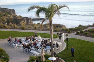 Outdoor Wedding at Dolphin Bay Resort