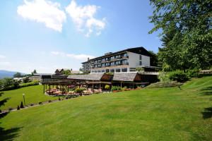Exterior view of BEST WESTERN PREMIER Hotel Sonnenhof.