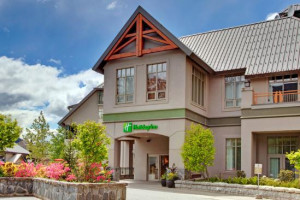 Exterior view of Holiday Inn SunSpree Resort Whistler Village Center.