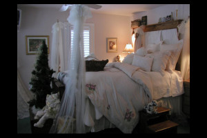 Guest room at Canterbury Chateau Bed & Breakfast