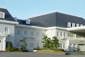 Exterior view of Kazusa Monarch Country Club.