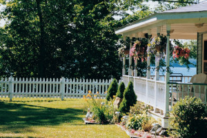 Vacation rental exterior at Team Vacation Pro Vacation Rentals.