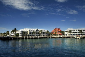 Exterior view of The Westin Key West Resort.