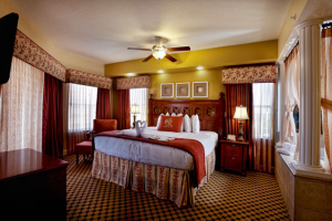 King Suite at Westgate Vacation.