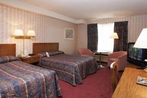 Guest Room at Travelodge Niagara Falls Bonaventure