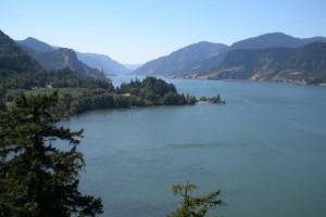 Scenic view at Vagabond Lodge.