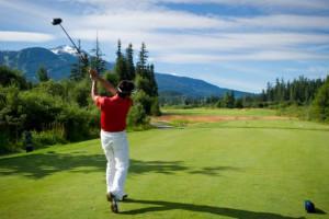Golf near Four Seasons Resort Whistler.