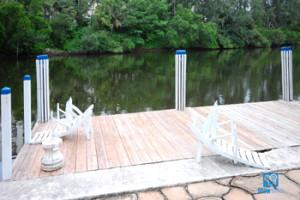 Water Dock at Best Western Plus