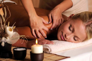 Massage at Sonoma Coast Villa & Spa Resort.