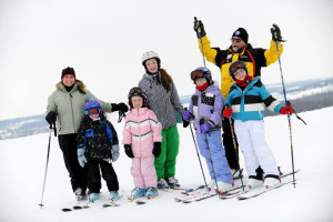 Skiing near Holiday Inn Club Vacations Lake Geneva Resort.