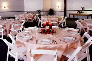 Wedding Reception at Holiday Inn Apex Vail