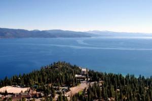 Scenic View Near Cal Neva Resort Spa & Casino