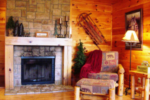 The Sunset Cabin at Peckerwood Knob Cabins