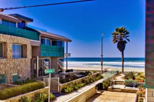Rental exterior at Mission Sands Vacation Rentals.