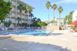 Outdoor Swimming Pool at Boardwalk Beach Resort Hotel & Convention Center