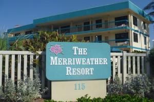 Exterior view of Merriweather Resort.
