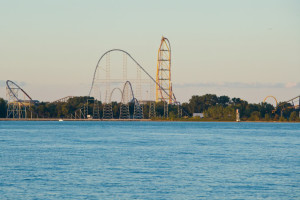Cedar Point at Sandcastle Suites.