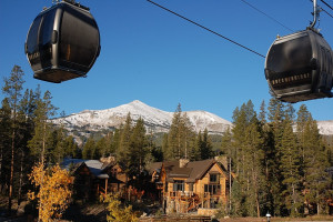 Gondola at SkyRun Vacation Rentals - Breckenridge, Colorado.