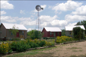 Exterior view of Blanco Settlement.