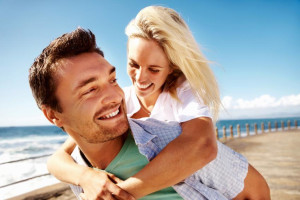 Honeymoon at Shore Cliff Lodge