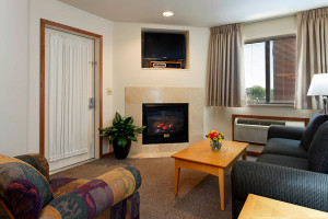 Guest Suite at Timber Ridge Lodge & Waterpark