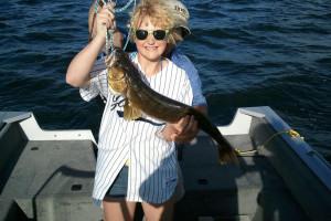 Fishing at Twin Oaks Resort & RV Park.