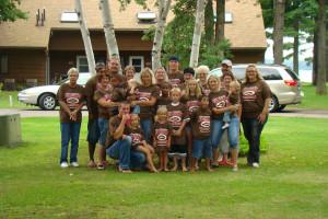 Family reunions at Gull Four Seasons Resort