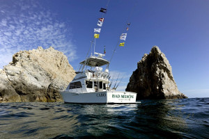 Fishing at Cabo Villas Resort.