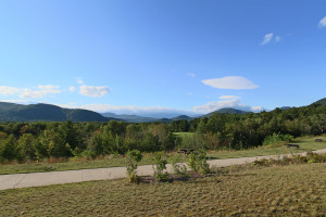 Exterior view at Attitash Mountain Village Resort.