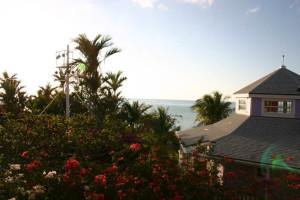 Island view at Orange Hill Beach Inn.