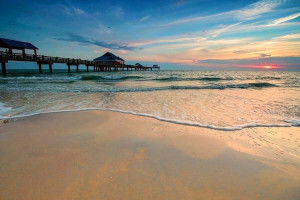 Beach view at beachrentals.mobi. LLC.