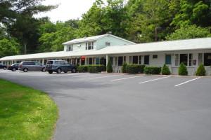 Exterior at Milford Motel