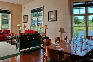 Villa at The Resort At Port Ludlow.