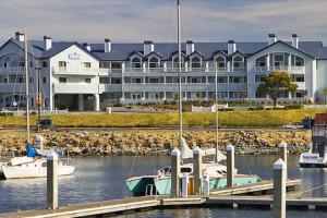 Exterior View of Oceano Hotel & Spa
