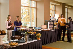 Conference Buffet at Lansdowne Resort