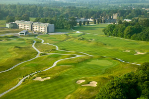 Golf course at Castlemartyr.