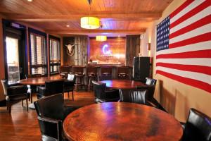 Cafe at BlueSky Breckenridge.