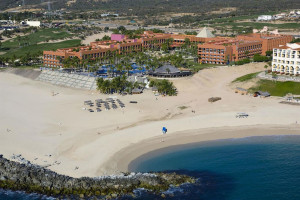 Exterior view of Melia Los Cabos.