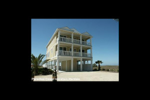 Exterior view of Paradise Vacation Rentals.