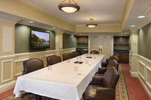 Meeting room at Inn at Pelican Bay.